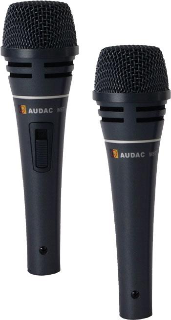 Audac Mikrofony