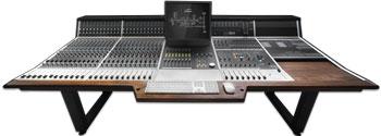 Audient Studiové mixážní pulty