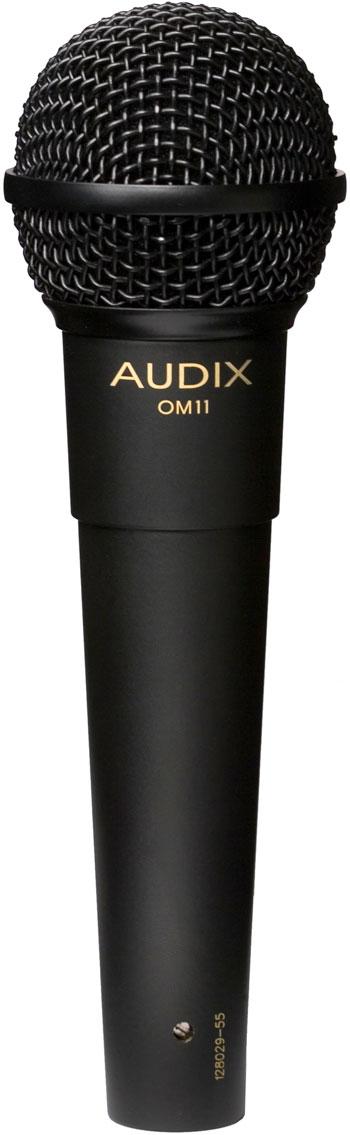 Audix Dynamické zpěvové mikrofony