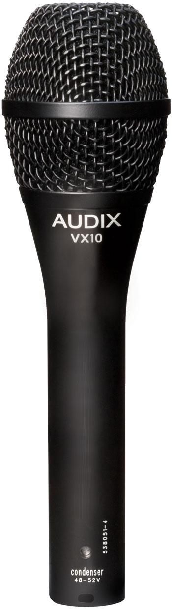 Audix Kondenzátorové zpěvové mikrofony