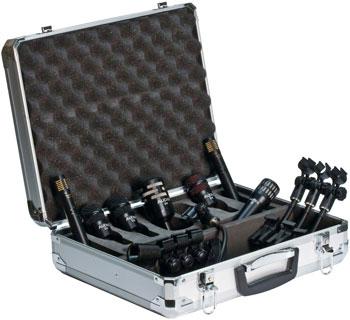 Audix Mikrofonní sady pro bicí a studio
