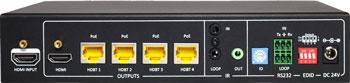 Intelix Distribuční zesilovače HDMI