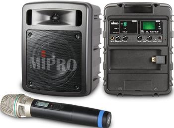 Mipro Mobilní PA systémy