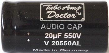 Tube Amp Doctor Kondenzátory