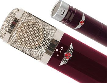 Vanguard Kondenzátorové mikrofony