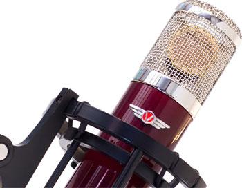 Vanguard Lampové kondenzátorové mikrofony