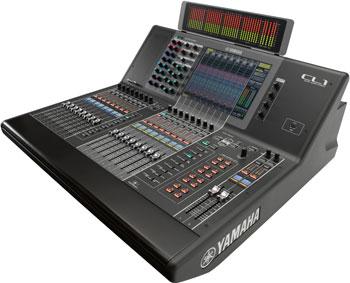 Yamaha CL digitální mixážní konzole