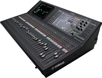 Yamaha QL digitální mixážní konzole