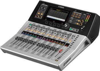 Yamaha TF digitální mixážní konzole