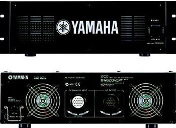Yamaha Zdroje napájení