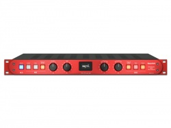 SPL Gemini - Mastering Processor - red