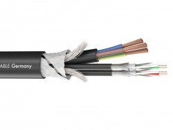 Sommer Cable 500-0051-2 MONOLITH 2 - DMX/POWER kabel | KOMBINOVANÉ KABELY