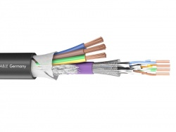 Sommer Cable 500-0151-1 MONOCAT 110C | KOMBINOVANÉ KABELY
