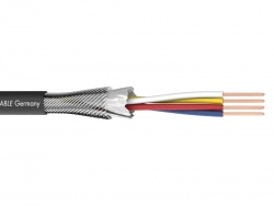 Sommer Cable 520-0141 SEMICOLON PVC 4 AES / EBU PATCH | SEMICOLON 2 AES-EBU PATCH