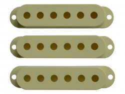 Bare Knuckle Strat Cover Mint Green set
