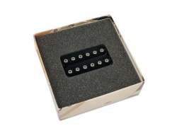 Bare Knuckle Juggernauts open bridge Humbucker Black 50mm | Humbuckers
