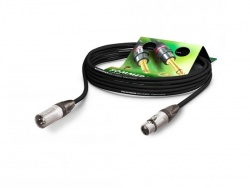 Sommer Cable SGMF-0600-SW STAGE HIGHFLEX - 6m černý