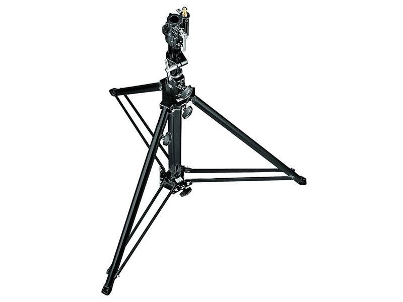 MANFROTTO 070BU Follow Spot Stand | ULTRALITE - 1
