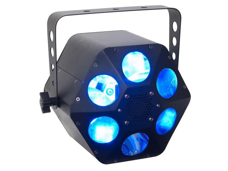 American DJ Quad Phase HP | LED efekty - 1