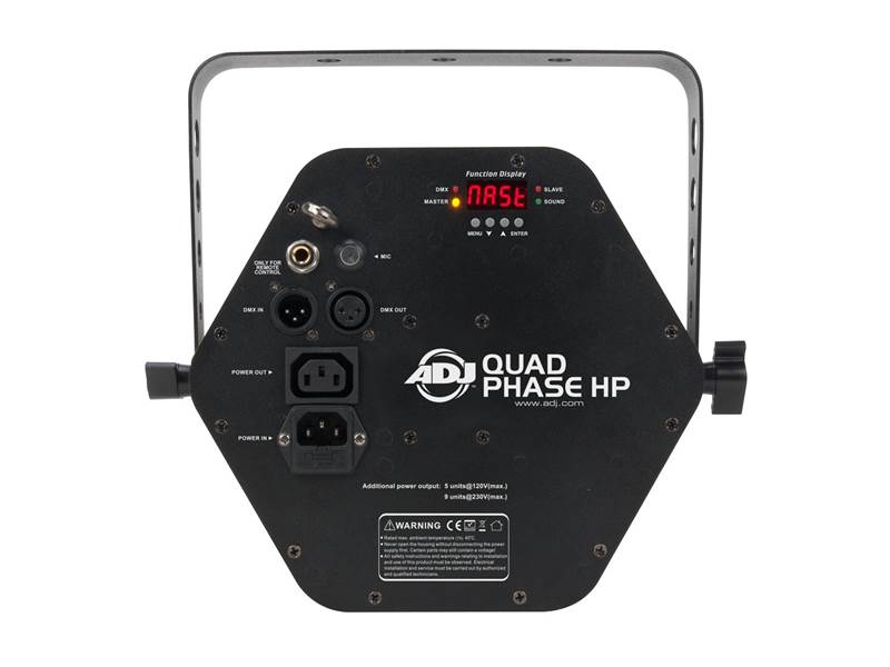 American DJ Quad Phase HP | LED efekty - 2
