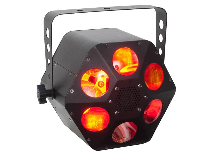 American DJ Quad Phase HP | LED efekty - 6