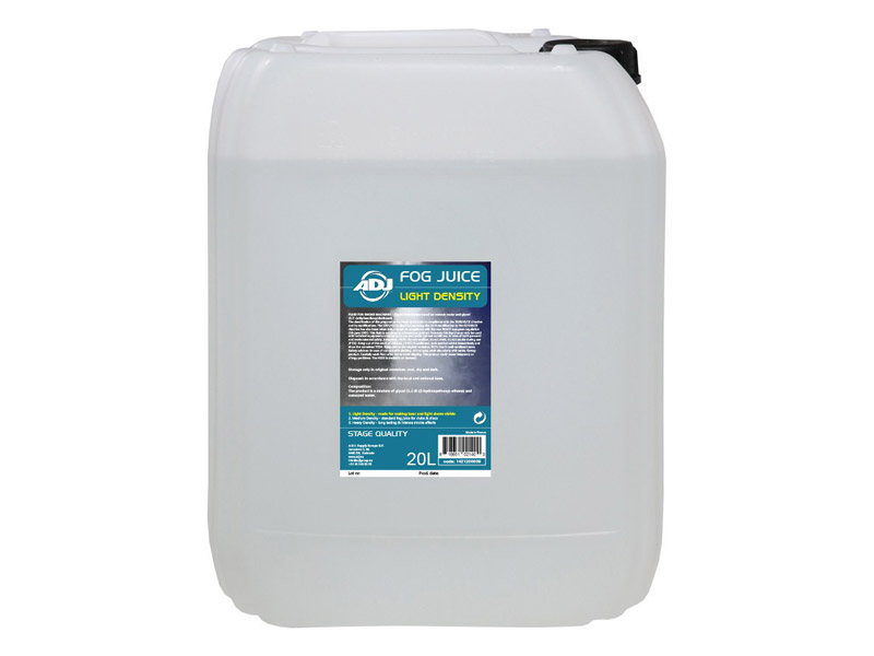 American DJ Fog juice 1 light - 20L | Náplně - 1