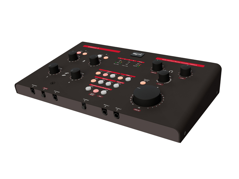 SPL Crimson 3, USB Audio-Interface, black | USB audio převodníky - 2