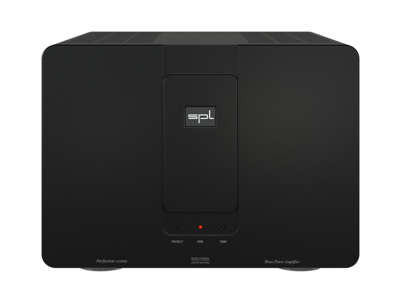 SPL Performer m1000, Mono Power Amplifier VOLTAiR technologie | Professional Fidelity - 1