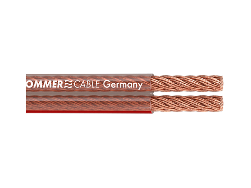 Sommer Cable 400-0400 TWINCORD - 2x4mm | Hifi Home - 1