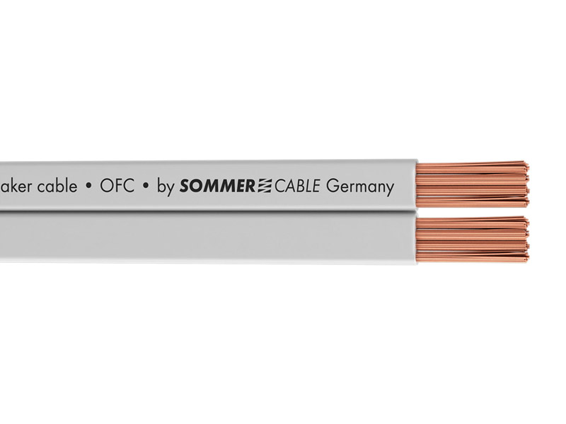 Sommer Cable 425-0310 TRIBUN - 2x2,5mm | Reproduktorové kabely - 1