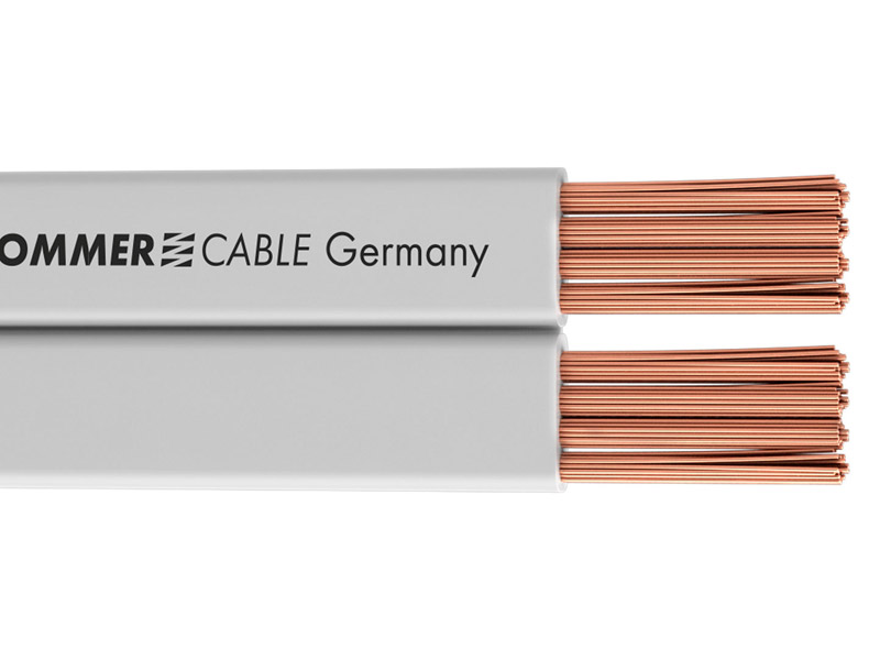 Sommer Cable 440-0310 TRIBUN - 2x4mm | Hifi Home - 1