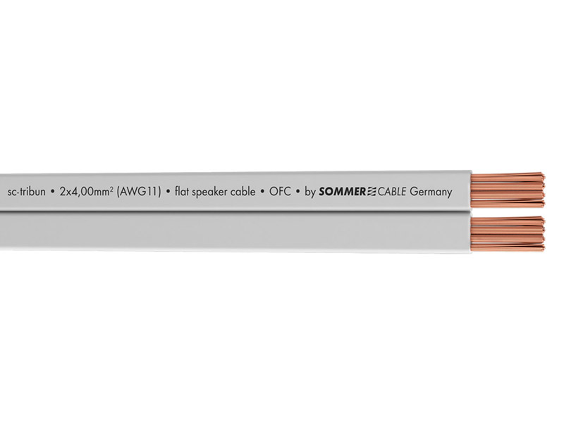 Sommer Cable 440-0310 TRIBUN - 2x4mm | Hifi Home - 2