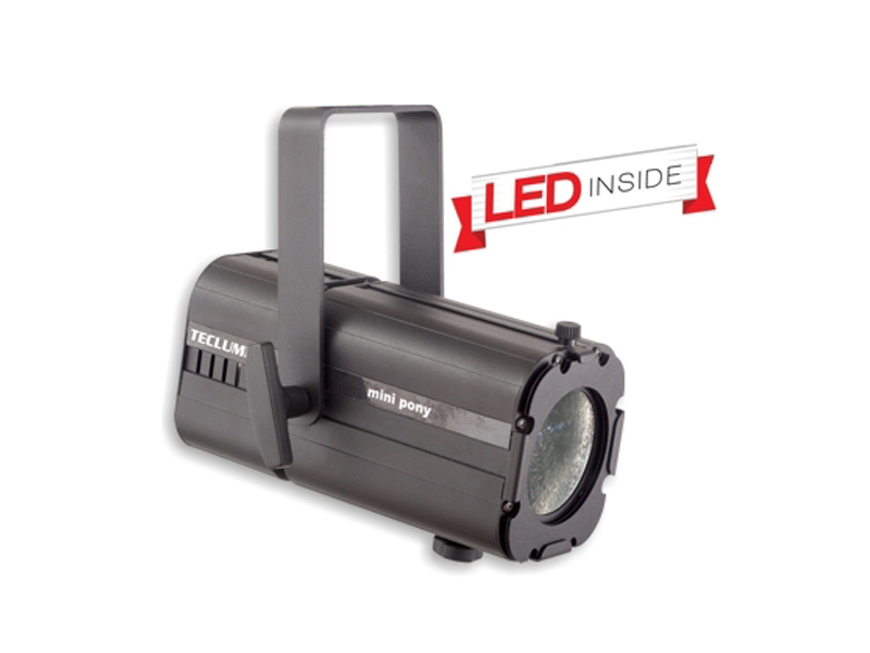 TECLUMEN MINI PONY PC DMX 3000K | Spot Lights - 1