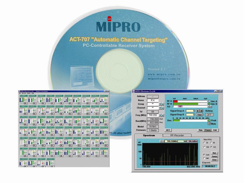 MIPRO ACT-707SD | ACT-7 Series - 1