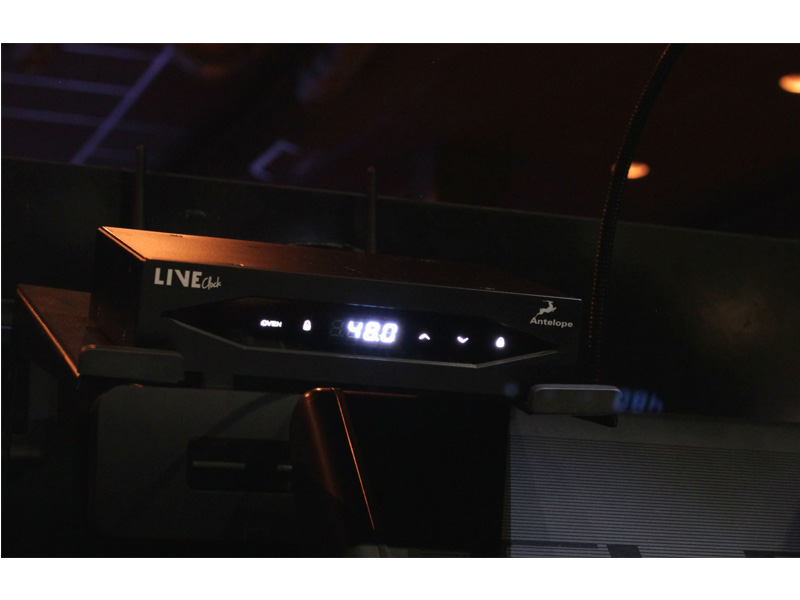 Antelope Audio LiveClock 192 kHz Live Master Clock | Master Clock - 6