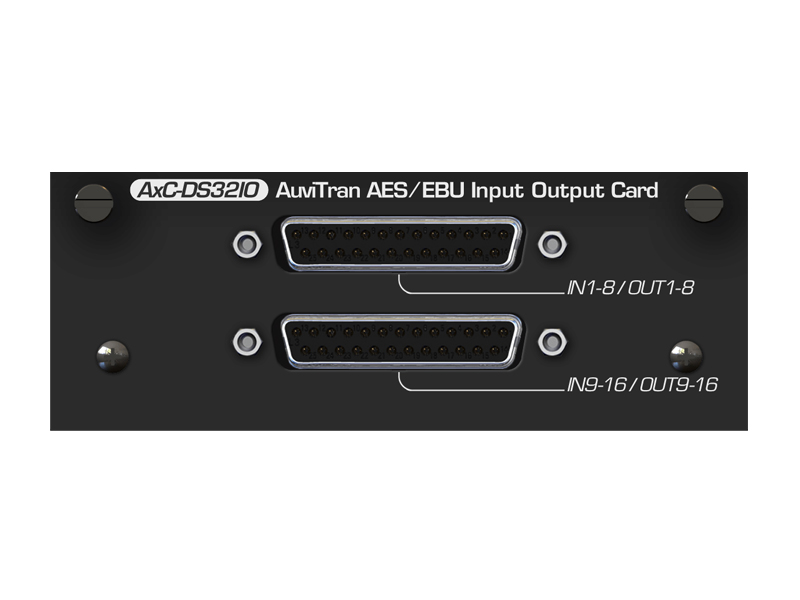 AuviTran Toolbox AxC-DS32IO | Audio Toolbox - 1