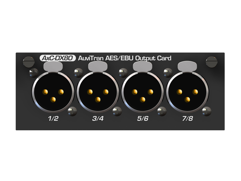 AuviTran Toolbox AxC-DX8O | Audio Toolbox - 1