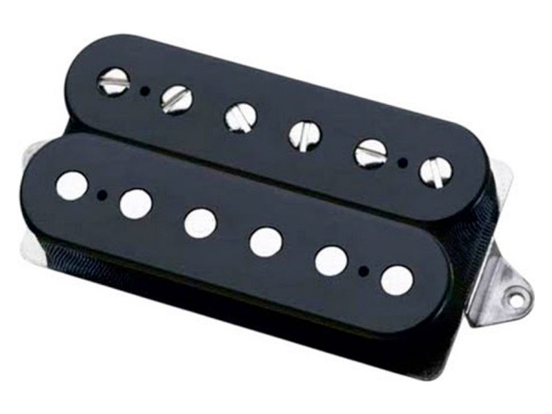 Bare Knuckle VH II open bridge Humbucker Black 50mm | Humbuckers - 1