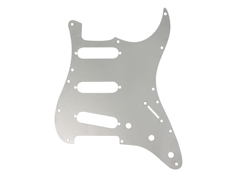 Bare Knuckle Screening Plate pro Stratocaster | Potenciometry - 1