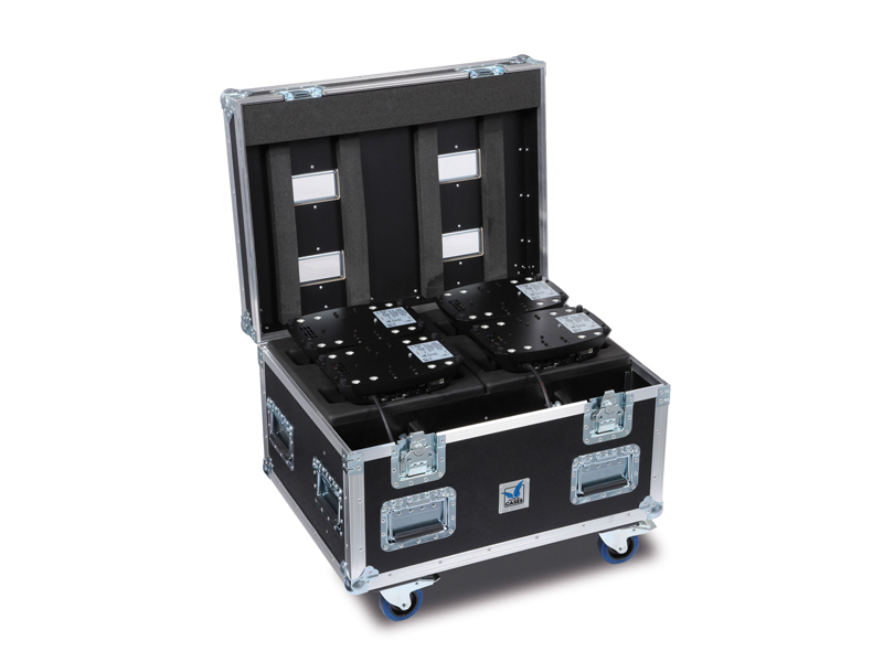 JB Sparx 7 Flightcase pro 4ks | Flight cases - 1