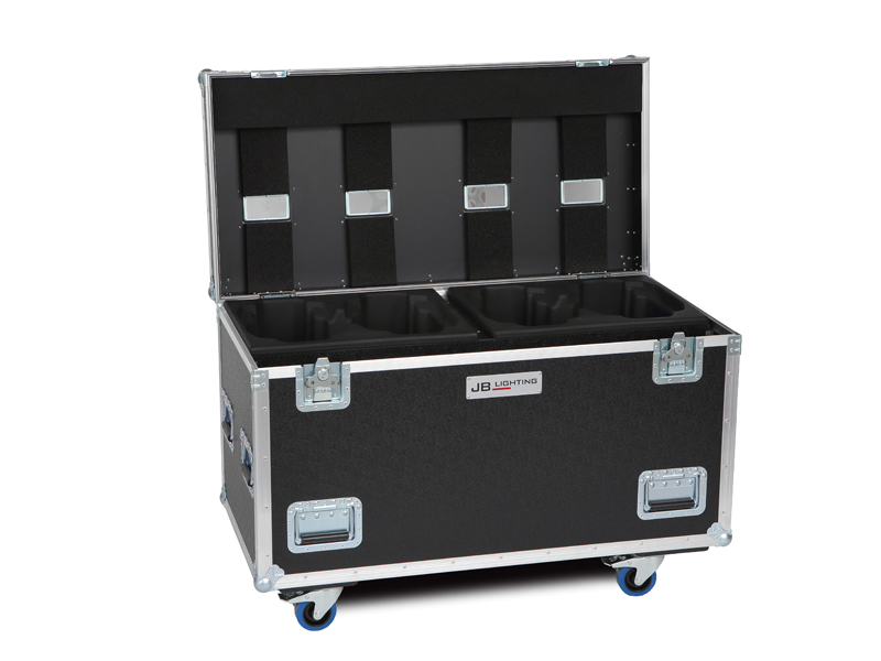 JB Varyscan P4/P7 Flightcase pro 4ks | Flight cases - 1