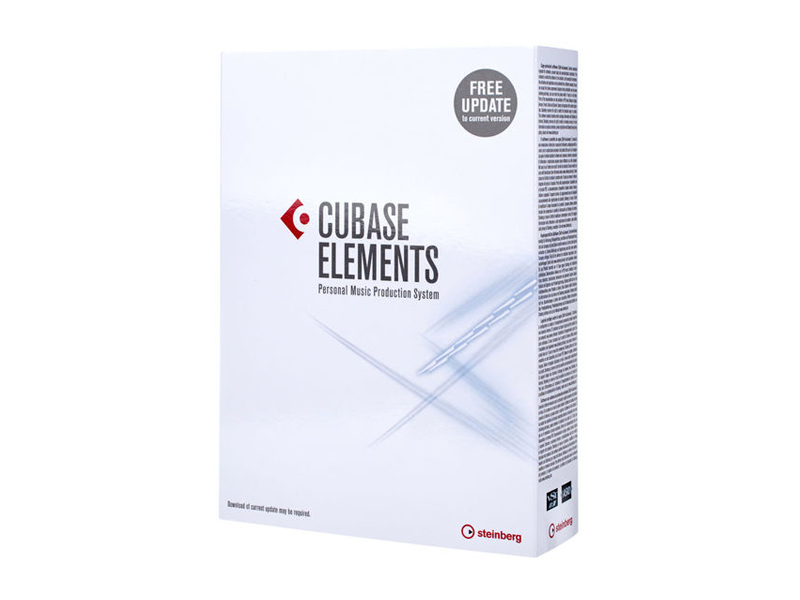STEINBERG CUBASE ELEMENTS 9.5 | Software - 1