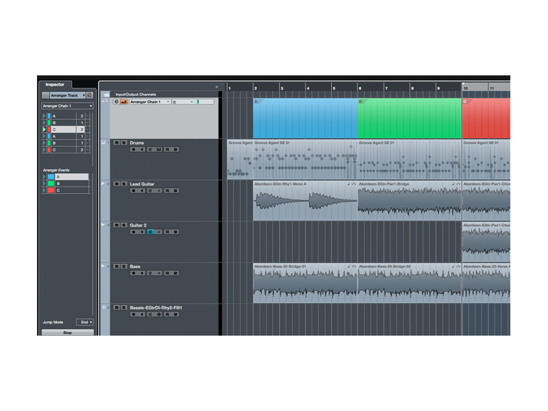 STEINBERG CUBASE ELEMENTS 9.5 | Software - 2