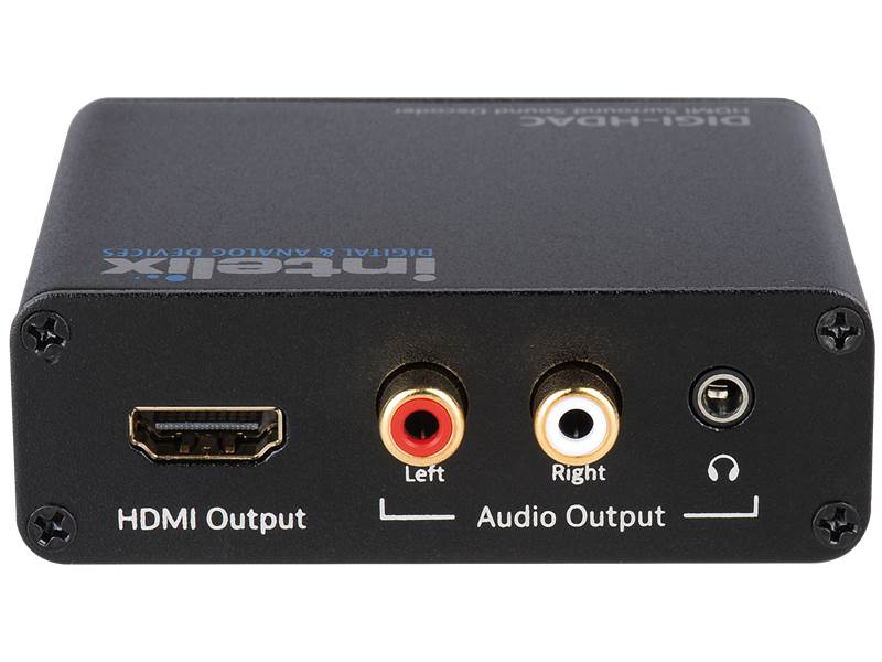 Intelix DIGI-HDAC | Switcher/Scaler - 1