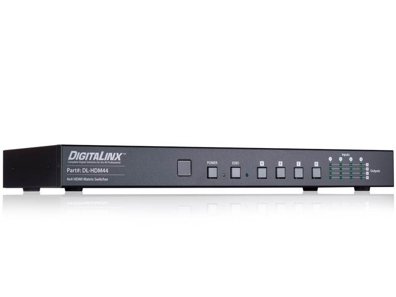 Intelix DL-HDM44 | HDMI a Twisted Pair - 1