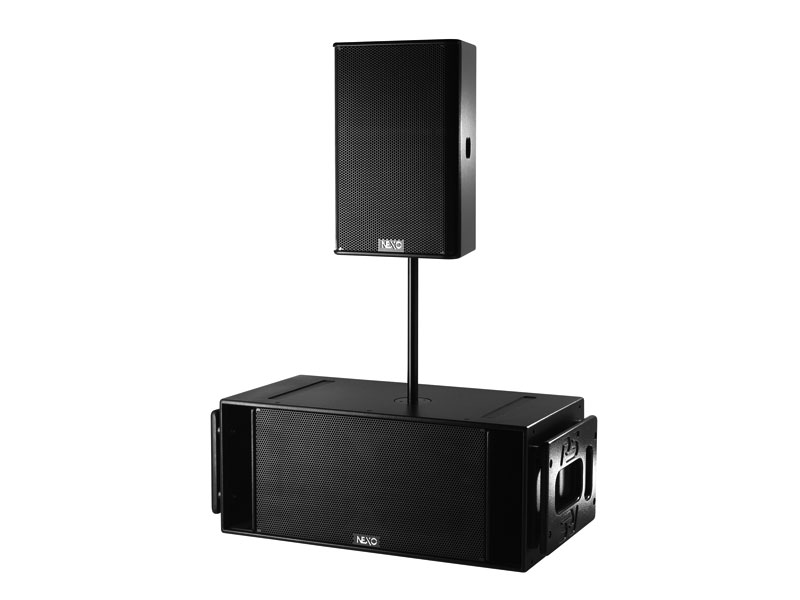 Nexo PS15 R2 Left single cabinet | PS15 R2 & RS15 - 6