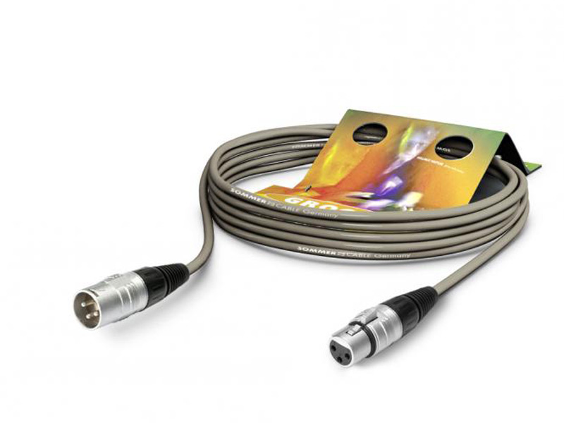 Sommer Cable SGHN-1000-GR - 10m | 10 m - 1
