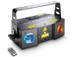 Kategorie LED Světelné Efekty produktů Cameo